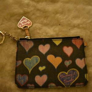 Dooney and Burke Coin Purse